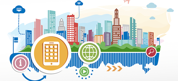 Real Estate Smart IoT City
