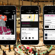 Shopping Malls Mobile Apps