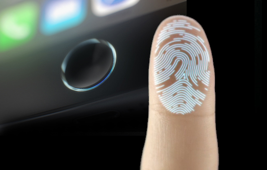 Apple's Touch ID technology