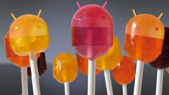Android 5.0 Lollypop