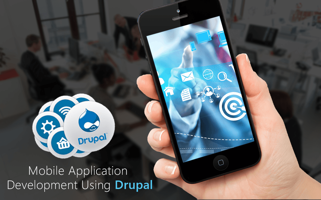 Mobile Application Development using Drupal
