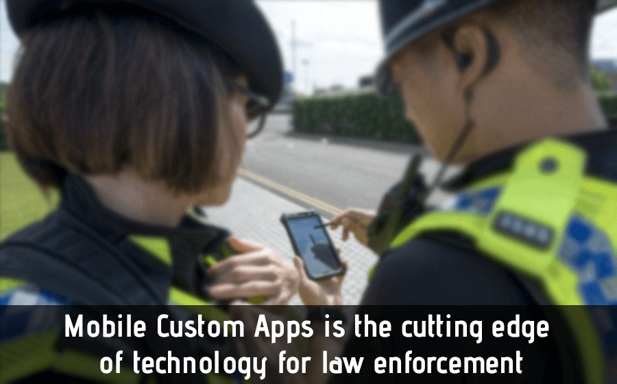 Law Enforcement App