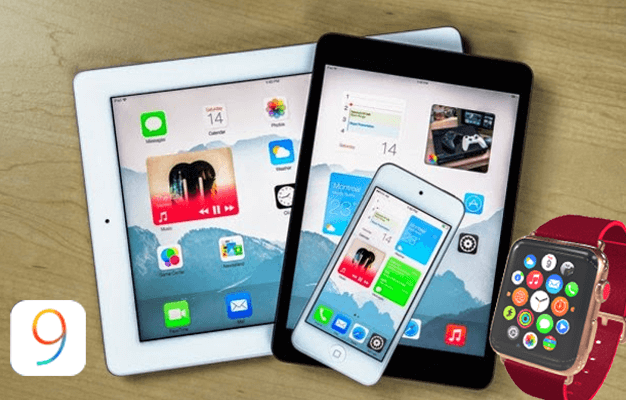 iOS 9 Compatible with iWatch