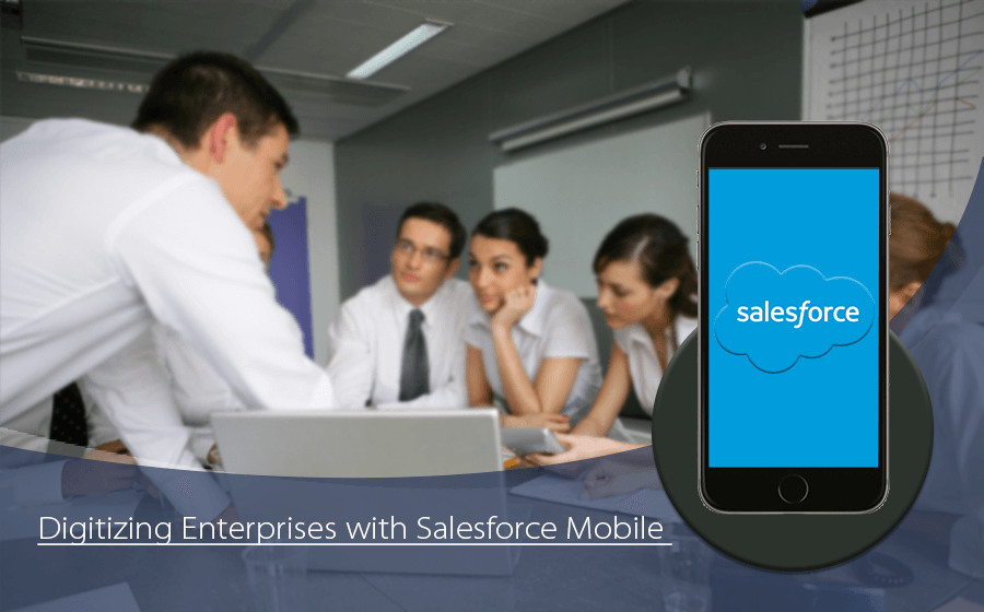 Salesforce Mobile Apps Development