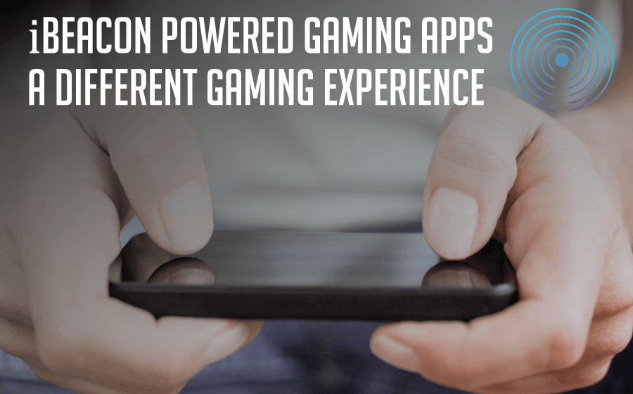 iBeacon Gaming Experience