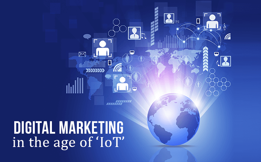 Digital Marketing IoT - Mobiloitte Blog