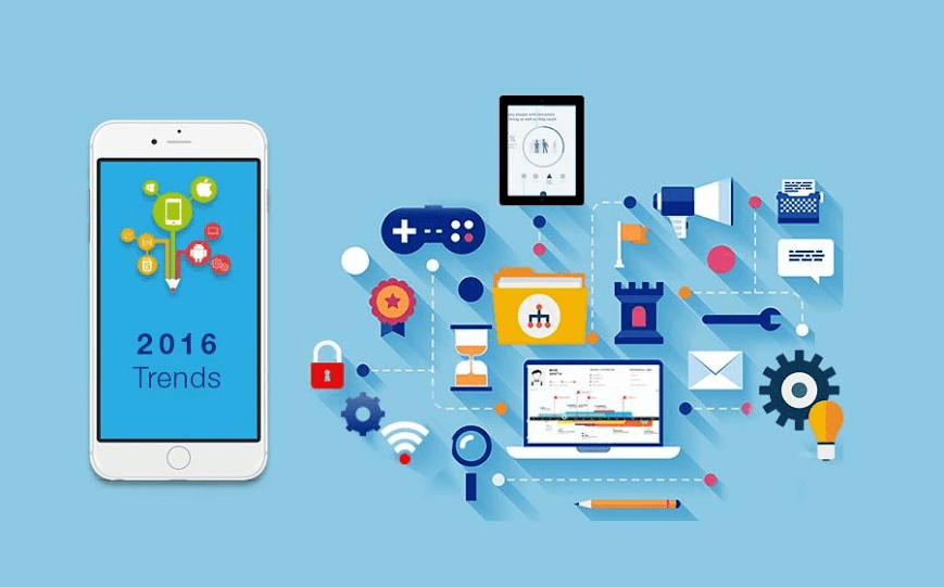 Mobile App Development Trends in 2016