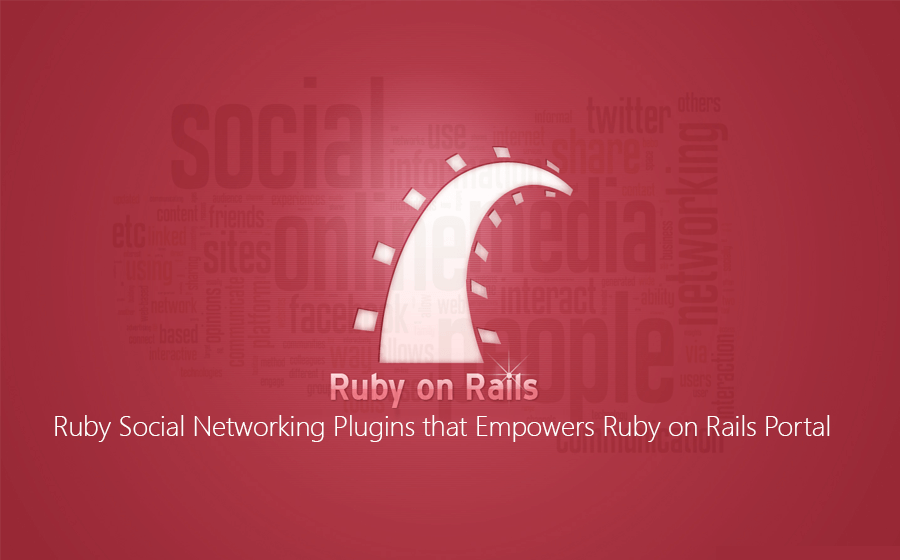 Ruby Social Networking Plugins