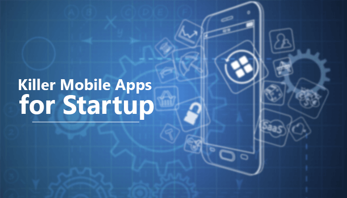 Mobile App for start-up