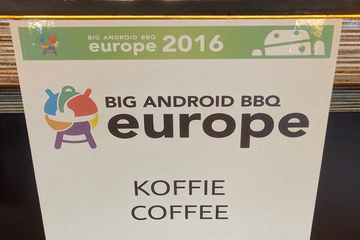 Big Android BBQ Europe 2016