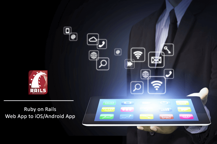 Ruby on Rails for Android