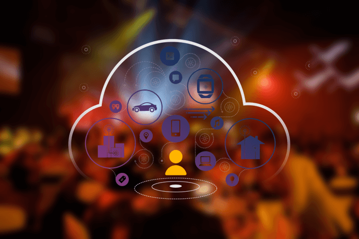 Event Management with IoT