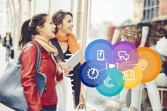 IoT in Shopping