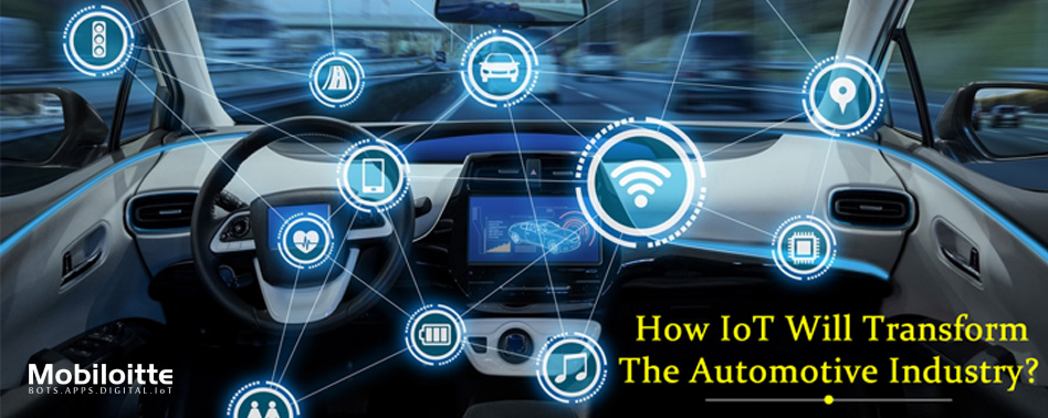 IoT-in-automobile