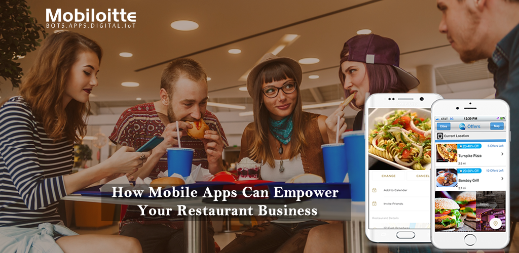 mobile-apps-are-empowering Restaurants Business