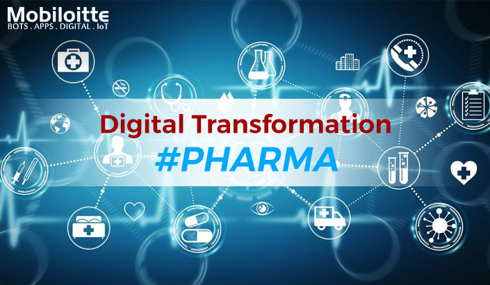 Transformation of Pharma - Mobiloitte