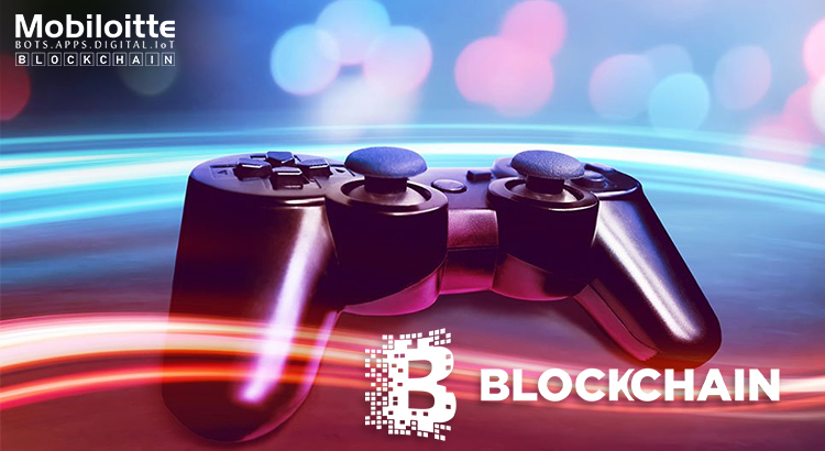 Blockchain in Game - Mobiloitte Blog