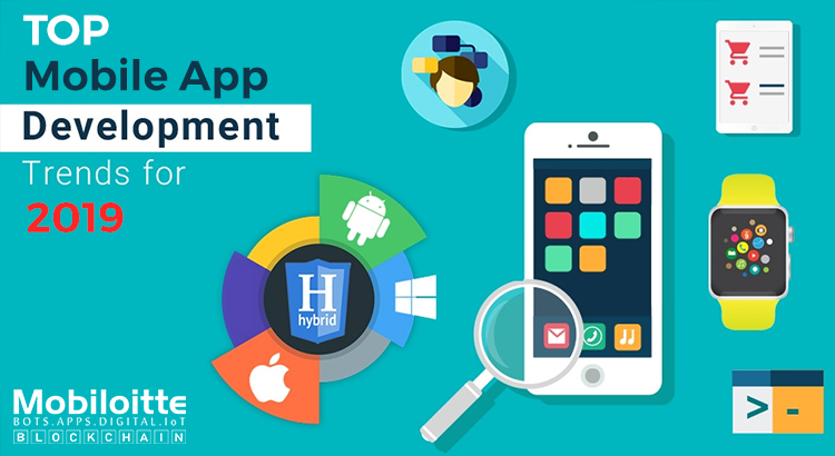 Top Mobile App Development Trends -2019