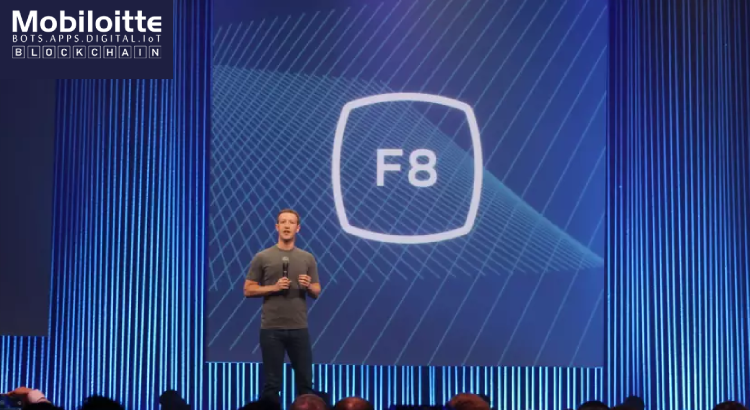 Announcement from Facebook's F8 Developer Conference