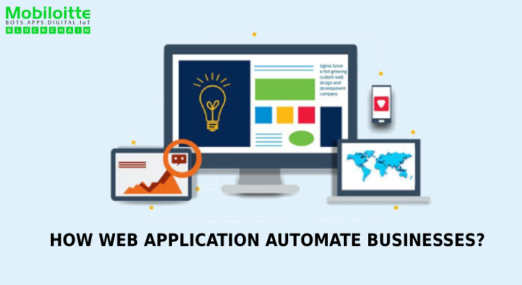 Business Process with Web Applications