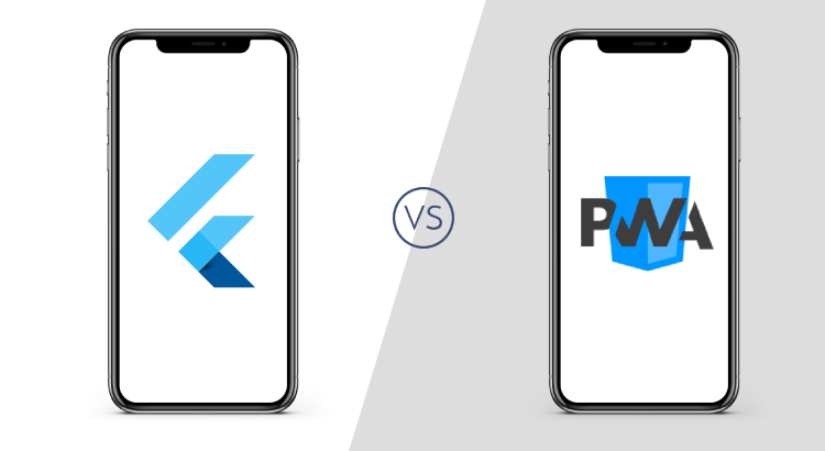 Flutter or PWA application development