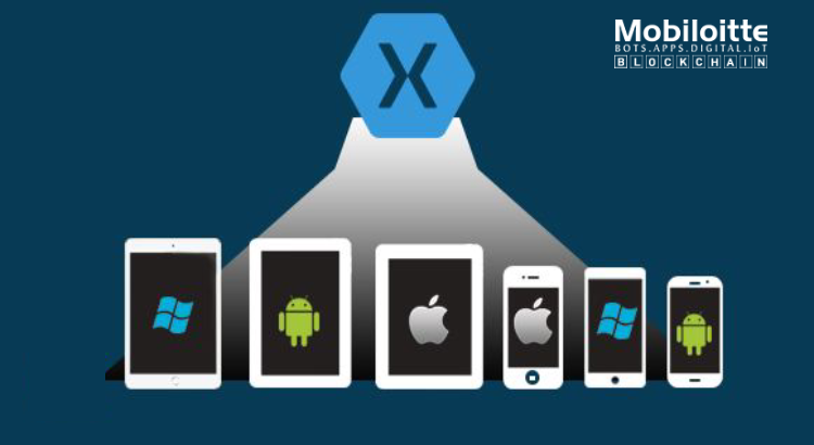 Why is Xamarin used for cross-platform app development?