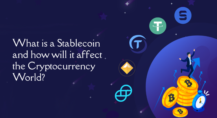 Stablecoins in the cryptocurrency