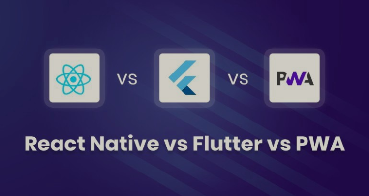 React Native Vs Flutter VS Ionic